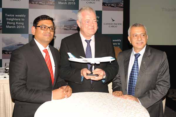 Cathay Pacific launches new freighter service between Kolkata and Hong Kong