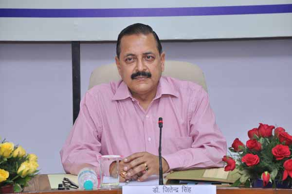 Delegation of Indian Chamber of Commerce calls on Dr. Jitendra Singh