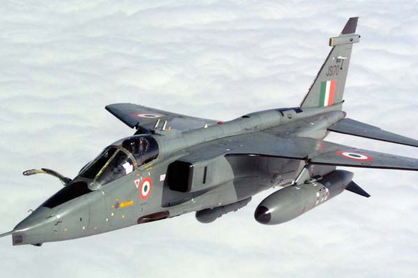 IAF's Jaguar Jaguar fighter aircraft crashes in Haryana