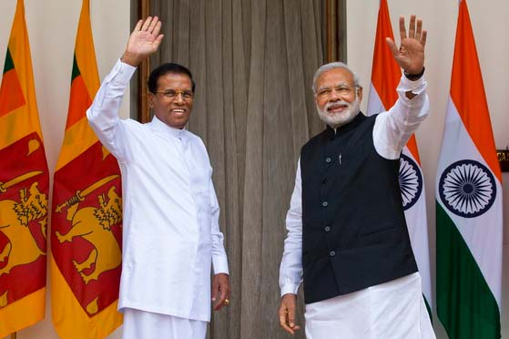 Modi's Lanka Tour: Buddhist sites to be favourite spots during visit