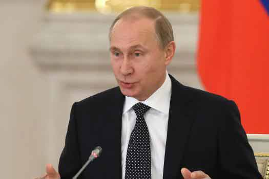 Putin congratulates Assad on retaking Palmyra