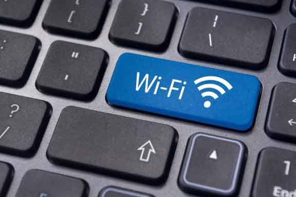 Free Wi-fi Zone on 'World Tourism Day' at Dilli Haat