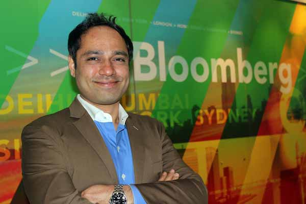Exciting times ahead for Bloomberg TV India in 2015