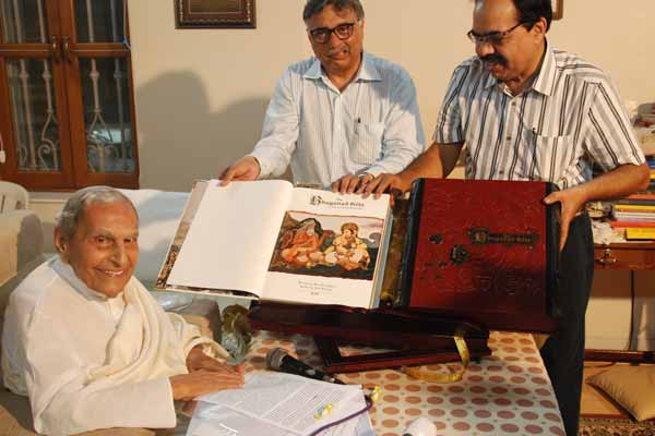 Epic Creation of Bhagavad Gita Unveiled by Rev. Dada J.P. Vaswani in Pune