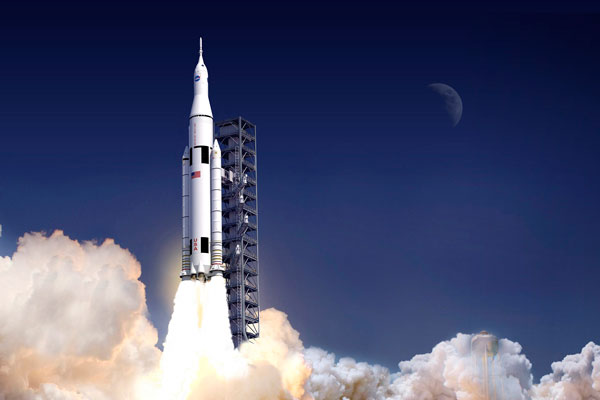 Space Launch System (SLS): NASA reveals its most powerful rocket launcher ever