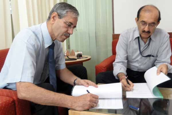 TERI University signs MoU with the Centre for Air Power Studies