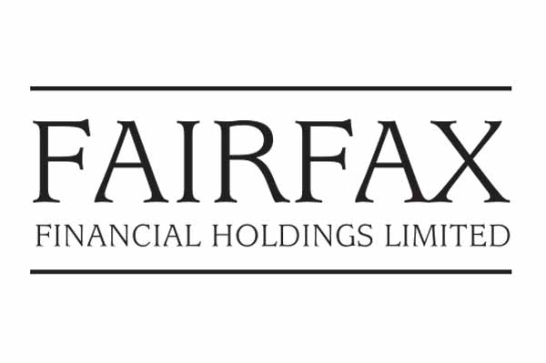 Fairfax Calls Special Shareholders' Meeting to Consider Amendment to Terms of Multiple Voting Shares