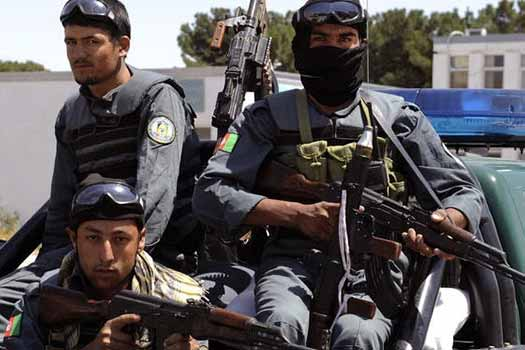 10 Insurgents killed by Afghan forces in military operation