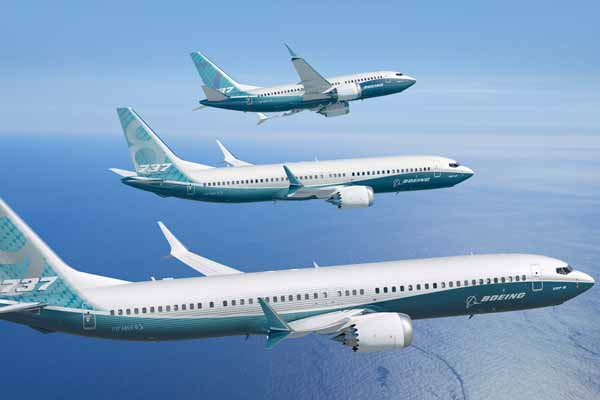 737 MAX: Boeing begins construction of first 737 MAX
