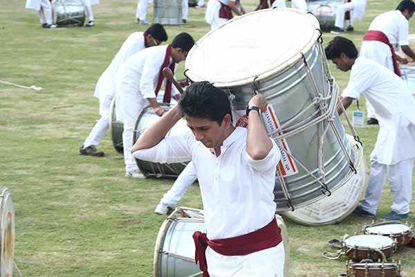 DHOL TASHE - The Sound of Youth