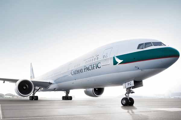 Cathay Pacific releases combined traffic figures for November 2015