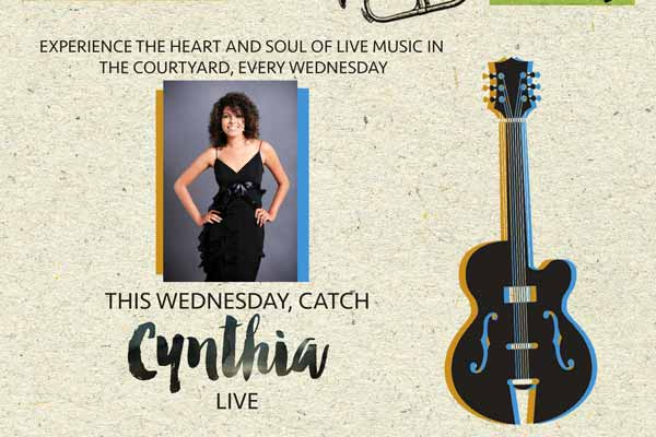 Wednesday Gigs at The Olive Bistro
