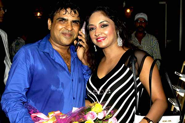 Director Chandrakant Singh celebrated his birthday & launched 1st look of film Six X