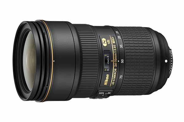 AF-S NIKKOR 24-70MM F/2.8E ED VR sets a new benchmark for performance and optical excellence