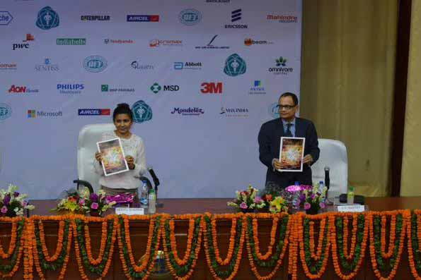 Big Business honchos congregates at IIFT's Trade Winds 2015