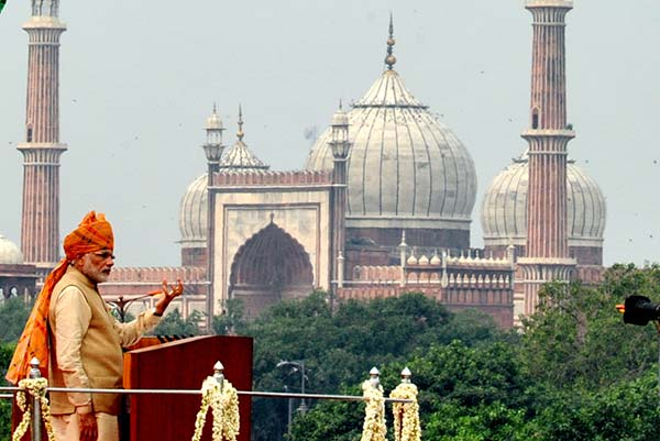 PM's address to the nation on 69th Independence Day