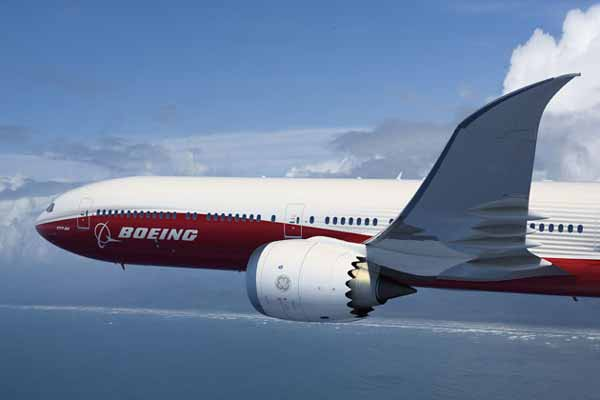 Boeing sets new delivery records as orders surge for 2018
