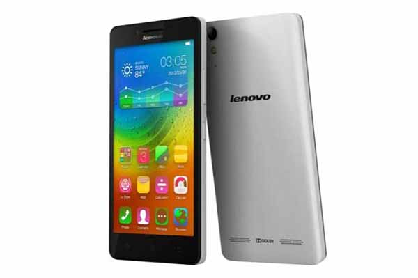 Lenovo a6000 Plus gets Lollipop update