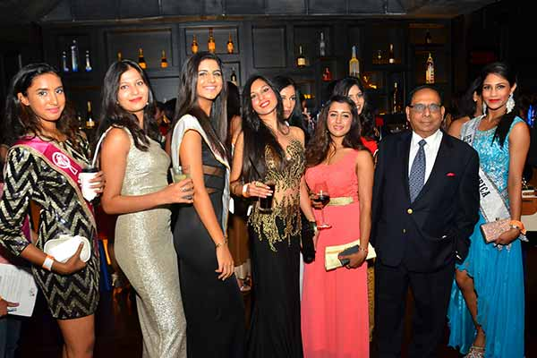 "A Night of Glamour!  ""Miss India Worldwide 2015"""
