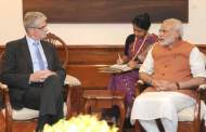 Prime Minister meets Mr Mogens Lykketoft, President-elect of the UN General Assembly