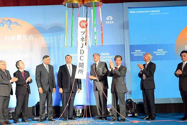 TCS Inaugurates Japan-centric Delivery Center in Pune