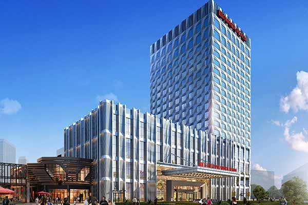 Wanda Hotels & Resorts' Wanda Realm Fuyang bring luxury flourish to China