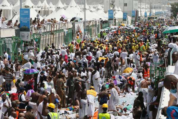 Mecca stampede: Death toll rises to 717, over 850 Haj pilgrims injured
