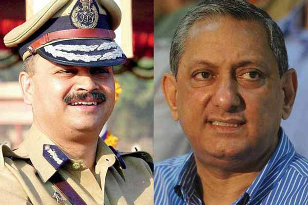 New Mumbai Police Commissioner Ahmed Javed and ousted Rakesh Maria are old rivals