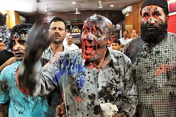 """""""I had no hope"""": MLA Rasheed withdrew case against attackers"""