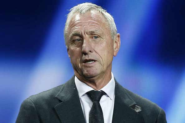 Johan Cruyff diagnosed with lung cancer