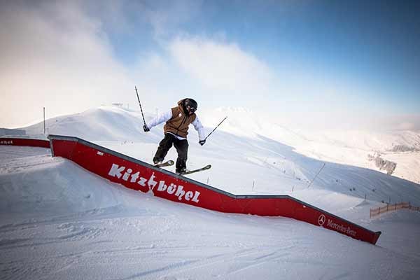 Resterkogel opening; KitzSki welcomes winter season