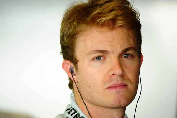 Nico Rosberg fastest but says defending champions have more to do