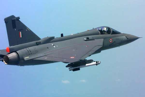 Tejas jet's success leaves Western arms contractors worried