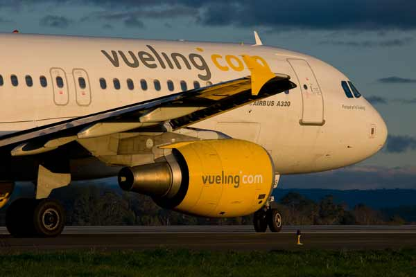 Vueling Airlines unveiled two new Manchester flights