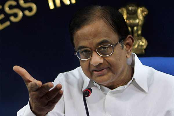 Chidambaram: Afzal Guru's case was perhaps not correctly decided