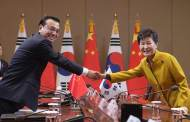 Trilateral summit: China, South Korea leaders meet ahead of summit