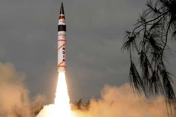 Nuke-capable Agni-IV missile: Indian Army successfully test fires missile