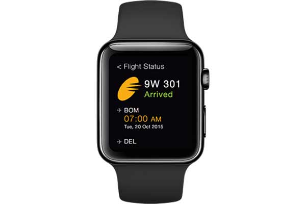 Jet Airways first airline in India to launch app for Apple Watch