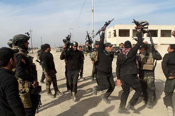 Iraqi Army declares first major victory over IS fighters in Ramadi