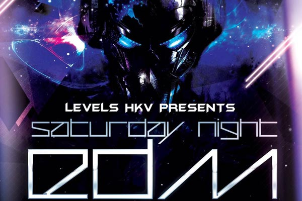 """Let's loose ourselves to the beats of """"Saturday Night EDM"""" at Levels Hauz Khas"""""""