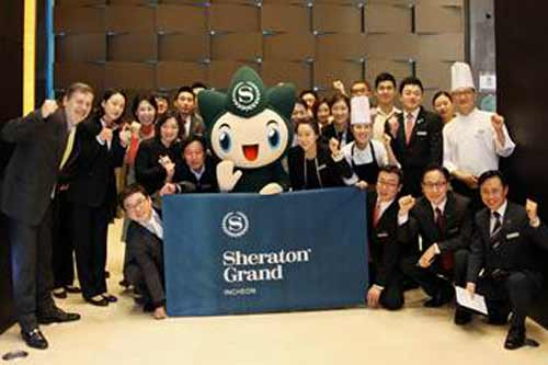 Sheraton Hotels & Resorts announces second wave of Sheraton Grand Hotels across Asia Pacific