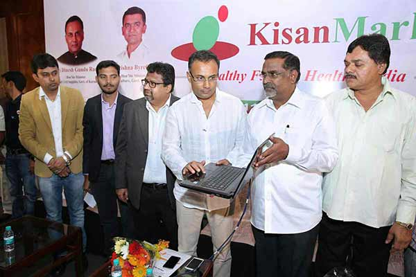 KisanMarket.com launched to offer Indian farmers an online platform to sell their produce at best prices