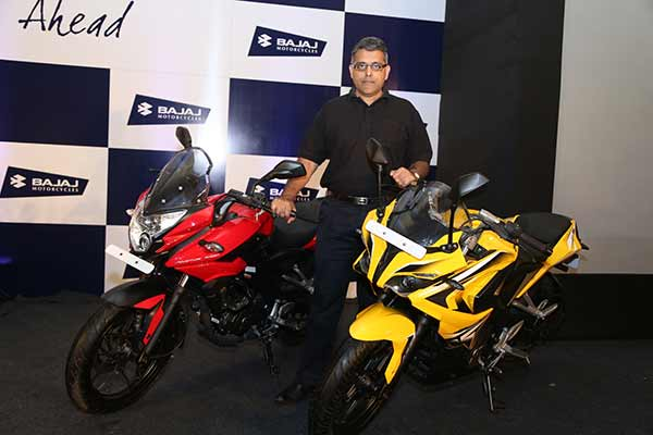 Bajaj Auto rides ahead in Sports and Entry segments