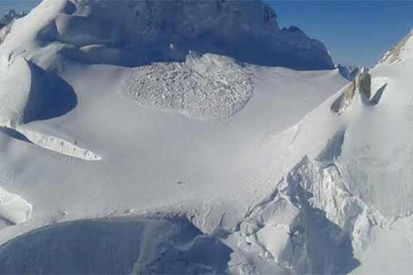 Siachen avalanche: Army declares all trapped soldiers dead