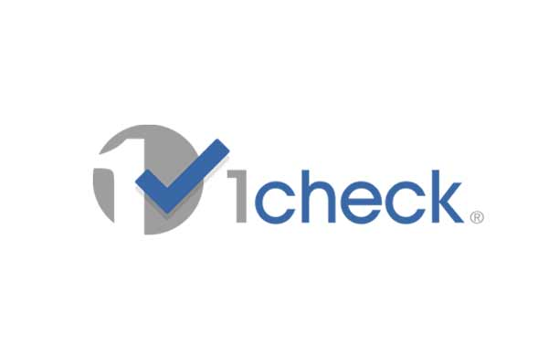 1Check awarded the Prize for Most Innovative Startup 2016