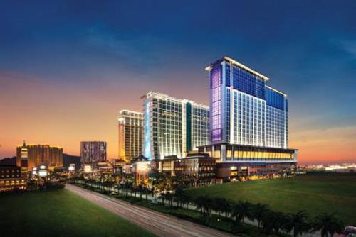 Escape to Sheraton Grand Macao hotel this spring