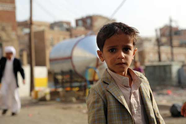 Yemen's children 'locked in a vicious cycle of violence, loss and uncertainty,' UN warns