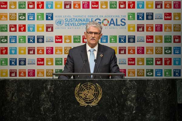 UN urges action on sustainable development to create pathways for global 'transformation'