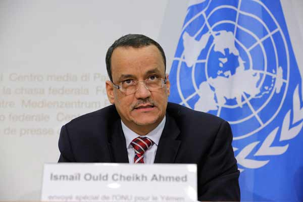 UN envoy announces delay in Yemen peace talks