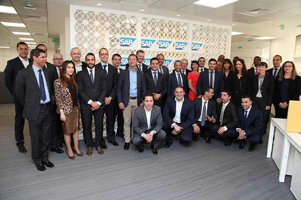 SAP further commits to Francophone Africa Region by opening new office in Morocco